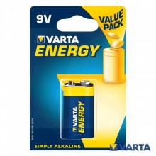 Pilha Alcalina 9V / 6LR61 VARTA