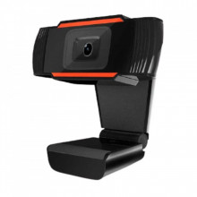 Webcam HD 1280x720px USB com Microfone