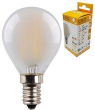 "Lampada LED E14 ""Filamento Mate"" 220V 4,5W Branco Q. 3000K 470Lm - EDM"