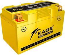 Bateria GEL p/ Mota 12V 7Ah - KAGE