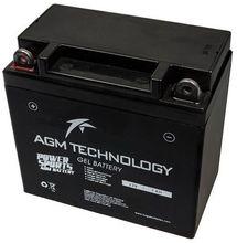 Bateria GEL p/ Mota 12V 7Ah - ProFTC
