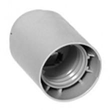 Casquilho de de Lâmpada E27 (casquilho grosso) - Branco
