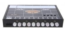 Equalizador de 7 bandas + Saída para Subwoofer - IA10