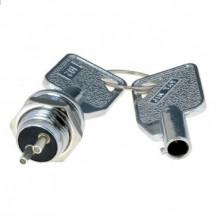 Interruptor de Chave Tubular SPST (ON-OFF) Ø12mm