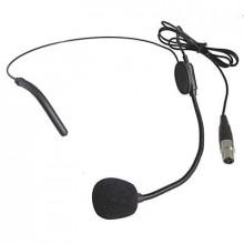 Microfone Cabeça Mini XLR Dinamico