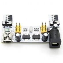 Módulo Alimentação 3.3~5VDC p/ Placas Breadboard Arduino