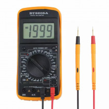 Multímetro Digital DT9205A