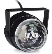 Projector Esfera c/ LEDs RGB