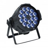 Projector LED Profissional 18x12W RGBWAP