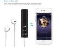 Receptor Bluetooth com Adaptador 3.5mm