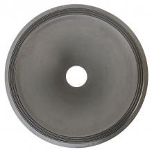 Recone de cartão para altifalante de 420 milímetros - preto