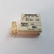 Relé 24VDC 250V 16 Amperes 1 contacto