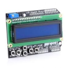 Shield Display LCD 16x2 com Teclado para Arduino