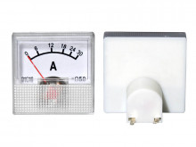 Amperimetro Painel 30A DC (40x40mm)