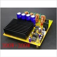 Amplificador modulo 2X 600W (2X300W RMS) Classe D