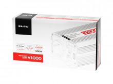 Conversor 12V / 230V V1000 / 500W onda modificada - BLOW