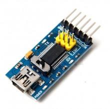 Conversor FTDI FT232RL USB para TTL