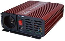Conversor ONDA PURA 12V -> 220V 400W c/ USB
