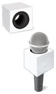 Cubo para Microfone (Entrevista, Publicidade) - Preto