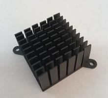 Dissipador de calor Alumínio para Electrónica - 38x38x22mm