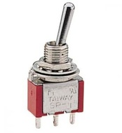 Interruptor 1 via ON ON
