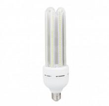 Lampada LED E27 B5 T4 4U 220V 30W Branco Q. 3000K 2350Lm