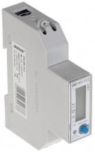 Medidor Digital Custos Energia MID p/ Calha DIN (Monofásico) 5(100)A - ORNO