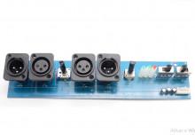 Módulo pré-amplificador 2.1 - Tops + Subwoofer