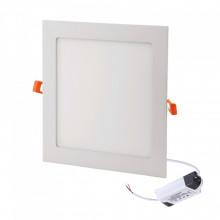 Painel de LED Quadrado (11,6 cm) 6W 6000K 430lm AVIDE