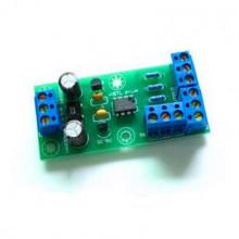 Placa ligação em ponte (bridge) para amplificadores