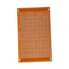 Placa PCB ponto por ponto 15x9cm