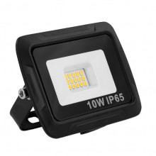 Projector LED IP65 Branco Quente 3000K 10W