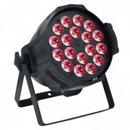 Projector LED Profissional 18x10W RGBWA