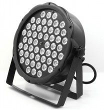 PROJECTOR PAR162 LED RGB+W DMX (162W) SLIM