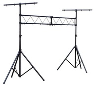 STAND PROFISSIONAL P/ LUZES (ALTURA: 3.5 MTS / LARGURA: 3 MTS / CAR. MÁX: 100 KG)