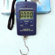 Balança para bagagem etc 10 g a 40 Kilos - Digital