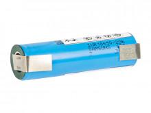 Bateria 18650 li-ion 2750mAh com chapas