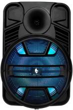 "Coluna Bluetooth Portátil 12"" 25W RMS BT/USB/AUX/BAT Vortex Alienpro"
