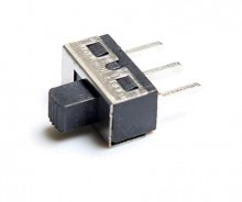 COMUTADOR 3 PINOS ON-ON 220V 3 amperes