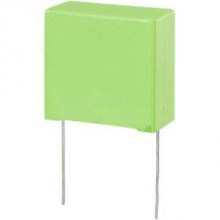 Condensador de Poliester de 1.5uF 160V