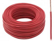 Fio Elétrico Multifilar 0.75mm² Vermelho (metro)