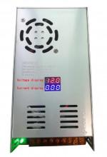 Fonte de Alimentação com 2 display Regulável de 1-36V 16.6A 600W