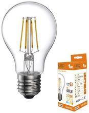 "Lampada LED E27 ""Filamento"" 220V 4W Branco Q. 3000K"