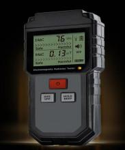 Medidor de Radiação Eletromagnética e Elétrica