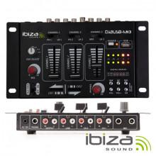 Mesa De Mistura 4 Canais 7 Entradas USB IBIZA