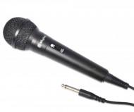 Microfone Dinâmico c/ Cabo Fenton