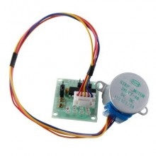 MOTOR PASSO A PASSO 5VDC + DRIVER ULN2003 (28BYJ-48) ARDUINO