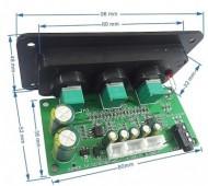 Pré-Amplificador de encastrar 2.0