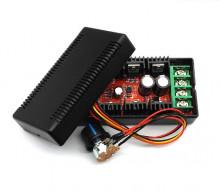 Regulador de Velocidade de Motor DC 10V- 50V 40A Máx 2000W