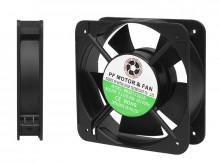 Ventilador Metálico Rolamento Esferas 220V AC 120x120x25mm
